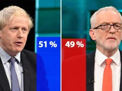 Public divided on who won ITV general election debate