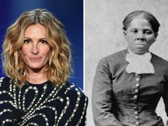 Julia Roberts was favourite to play Harriet Tubman in biopic