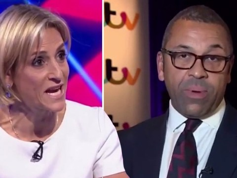 Fake Tory 'Factcheck' account slammed as dystopian by Emily Maitlis