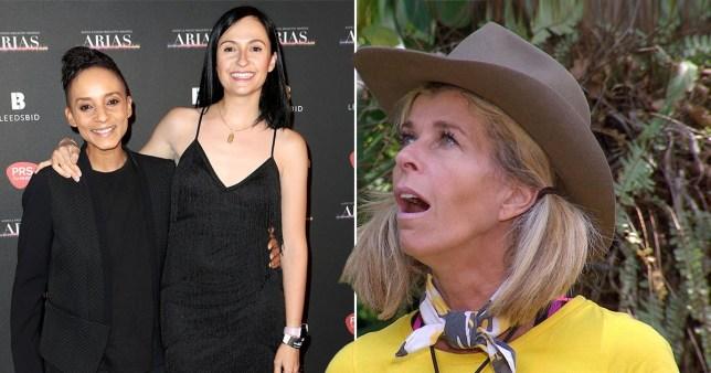 Adele Roberts girlfriend's awkward run-in with Kate Garraway