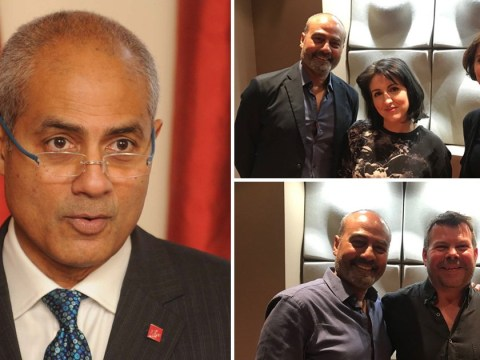 George Alagiah say he didn't want to know about the survival statistics for his terminal bowel cancer