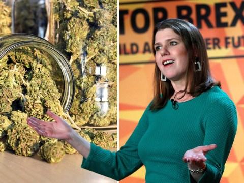 Lib Dems say legalising cannabis could raise £1,500,000,000 in tax