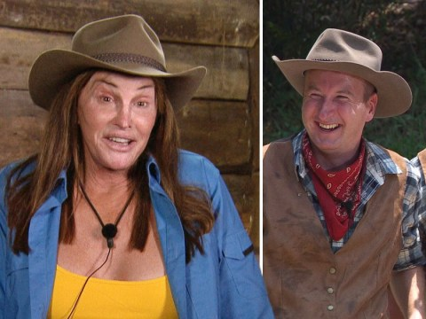 I'm A Celebrity's Caitlyn Jenner apologises as she throws shade at soap stars Andy Whyment and Cliff Parisi