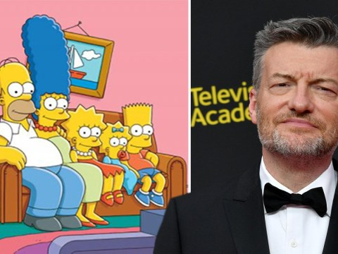 Charlie Brooker teases Black Mirror-themed guest appearance on The Simpsons