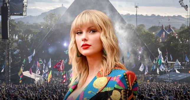 Taylor Swift Glastonbury