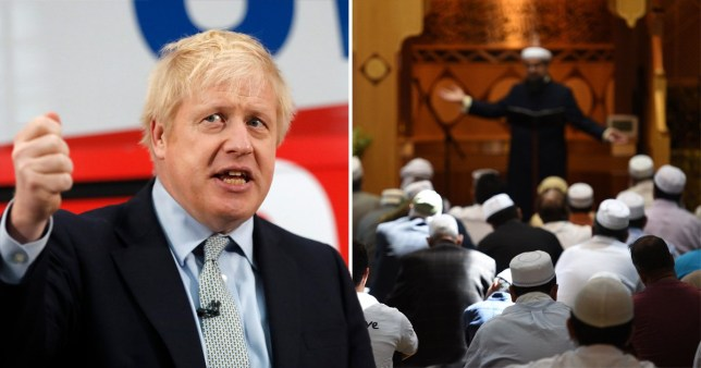 Caption: Muslim groups renew call for EHRC for inquiry