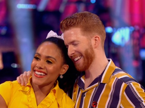 Neil Jones makes really odd commands to Alex Scott during Strictly Come Dancing leaked audio