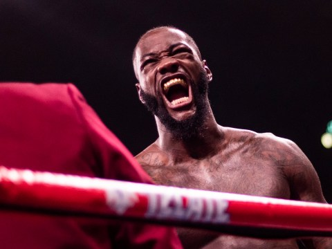 Frank Warren reacts to Deontay Wilder's knockout and confirms Tyson Fury rematch date