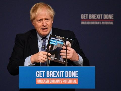 Boris Johnson's manifesto may look to the future but it's hardly revolutionary