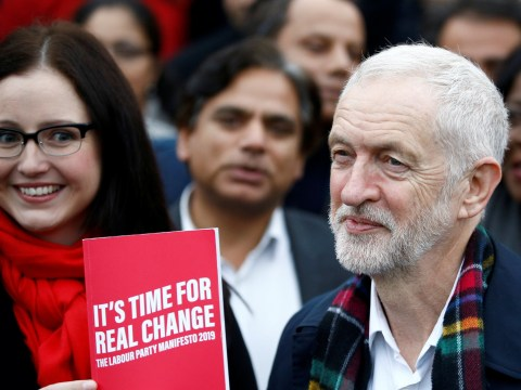 Jeremy Corbyn says people will continue to 'die on streets' under Tory manifesto