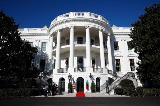 File photo of White House