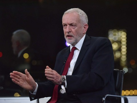 Jeremy Corbyn refuses to apologise over Labour anti-Semitism