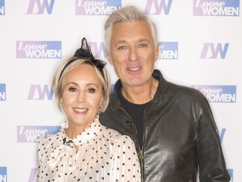How old is Martin Kemp, who is his wife Shirlie Holliman and how did they know George Michael?