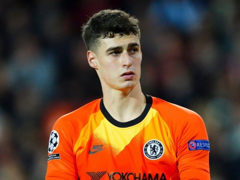 Frank Lampard responds to Kepa Arrizabalaga criticism after Chelsea's draw with Valencia