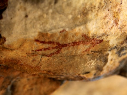 5,000-year-old cave paintings discovered in Spain