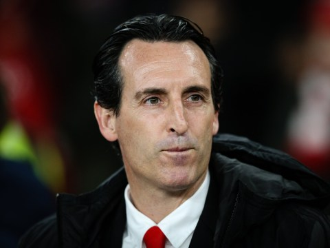 Unai Emery gave no hint of Arsenal sacking in message to players after Eintracht Frankfurt defeat