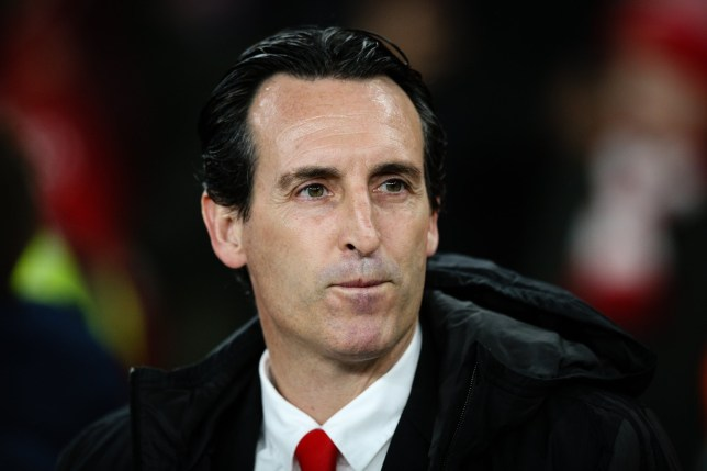 Unai Emery is on the brink of being sacked by Arsenal