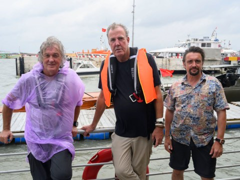 The Grand Tour's Jeremy Clarkson 'didn't care' what happened to James May and Richard Hammond on rocky season 4 boat trip