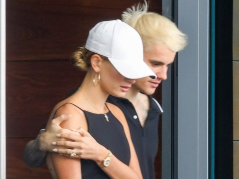 Justin Bieber and Hailey Baldwin dress down as they step out in Miami on Thanksgiving weekend