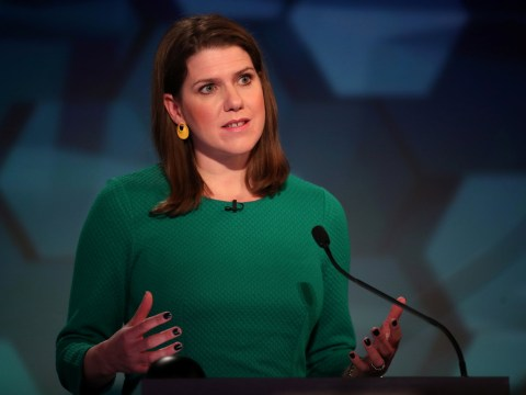 Jo Swinson admits drug laws are unfair on ethnic minorities and the poor