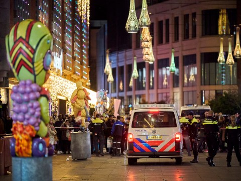 Knifeman stabs several people on busy shopping street in The Hague