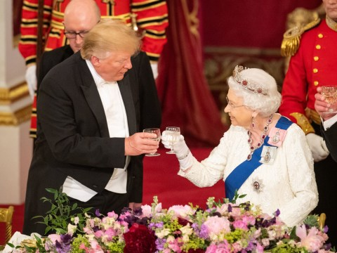 Donald Trump gets another invitation to Buckingham Palace