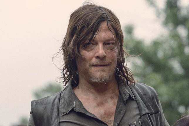 The Walking Dead's Norman Reedus reveals what he'd do if zombie apocalypse actually happened