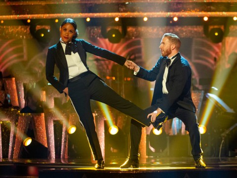 What happened to Neil Jones as he returns to Strictly Come Dancing?