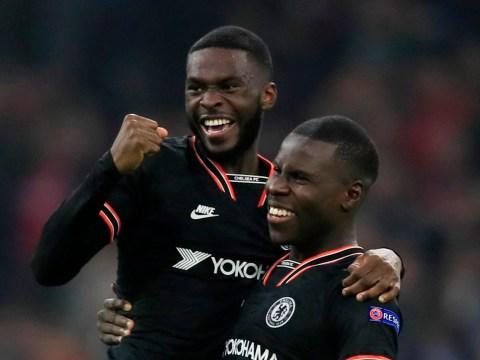 Kurt Zouma singles out Chelsea defensive partner Fikayo Tomori for praise ahead of Ajax clash