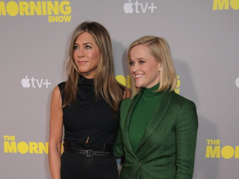 When is the next episode of Jennifer Aniston and Reese Witherspoon's The Morning Show on Apple TV Plus?