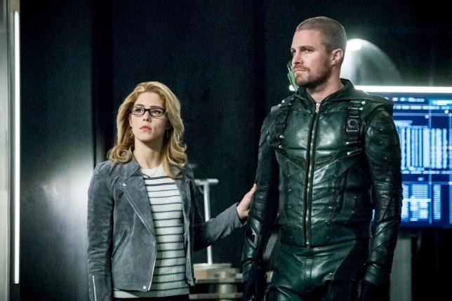 Emily Bett Rickards in Arrow (Picture: Warner Bros.)