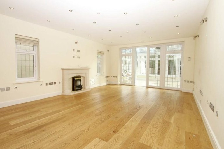 Tenure: Freehold This family haven is situated in a family-friendly location just approx. 1.7 miles from Eastcote Station and 1.1 miles to Pinner High Street. The accommodation briefly comprises of a bright and spacious entrance hallway with doors leading to all rooms. The dining room enjoys a bay window adding a natural flow of light into the property. To the rear aspect is a reception room which benefits a fire place, wooden floors and access to a conservatory. The warm and welcoming conservatory boasts double French doors opening out onto the large patio area. The stunning kitchen has a range of eye and base level units including integrated appliances, a breakfast bar, tiled flooring, spot lights, double doors leading to the conservatory and Velux windows allowing additional light to flood in.