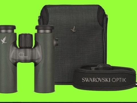 Swarovski nature-inspired binoculars cost £900
