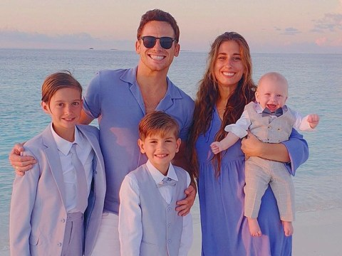 Stacey Solomon and Joe Swash spark wedding rumours on Maldives getaway