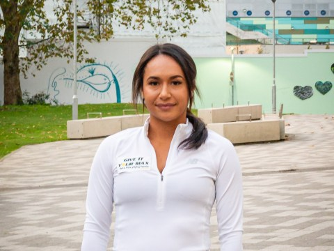 'Getting upset at losing a tennis match seems so ridiculous!' Heather Watson reflects on her first emotional first visit to site of Grenfell tragedy