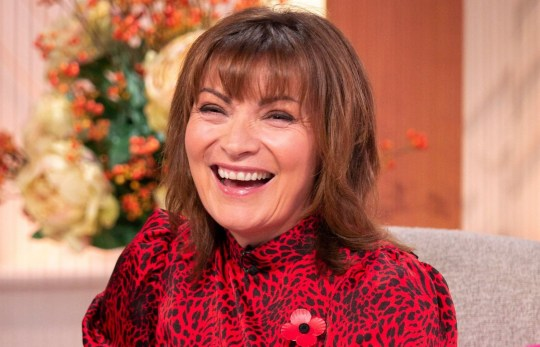 Lorraine Kelly thought Sebastian from The Little Mermaid was a prawn not a crab