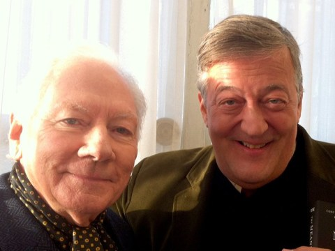'Here's to Himself': Stephen Fry pays touching tribute to Gay Byrne after death aged 85