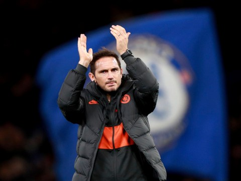 What Frank Lampard told Chelsea players at half-time to inspire Ajax comeback
