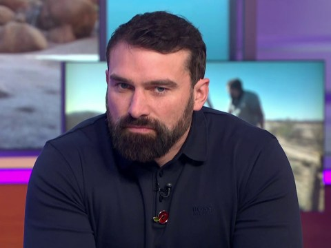 SAS: Who Dares Wins star Ant Middleton not bothered by coronavirus