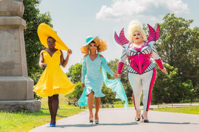 RuPaul's Drag Race star announces new show (Picture: HBO)
