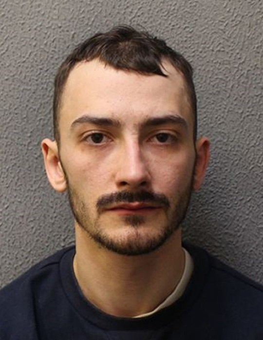 Metropolitan Police undated handout photo of Jordan Northover who admitted his role in trying to rob Premier League stars Sead Kolasinac and Mesut Ozil of their watches in a moped ambush. PA Photo. Issue date: Wednesday November 6, 2019. See PA story COURTS Arsenal. Photo credit should read: Metropolitan Police/PA Wire NOTE TO EDITORS: This handout photo may only be used in for editorial reporting purposes for the contemporaneous illustration of events, things or the people in the image or facts mentioned in the caption. Reuse of the picture may require further permission from the copyright holder.