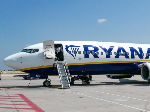 Ryanair grounds three planes after 'cracks' were found
