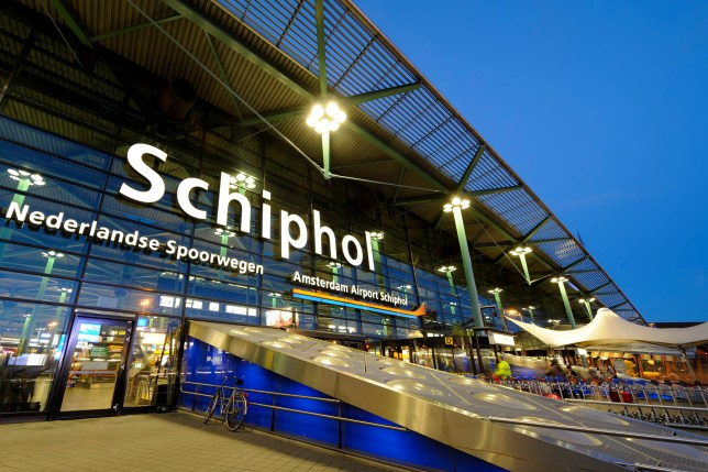 Amsterdam's Schiphol airport on lockdown amid 'suspicious situation'