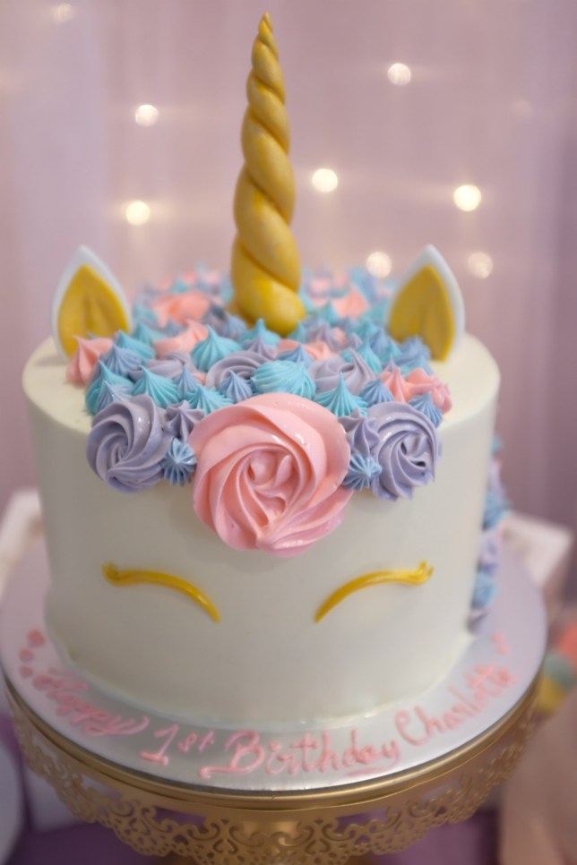 Unicorn cake fail was so bad it's ended up in a court case