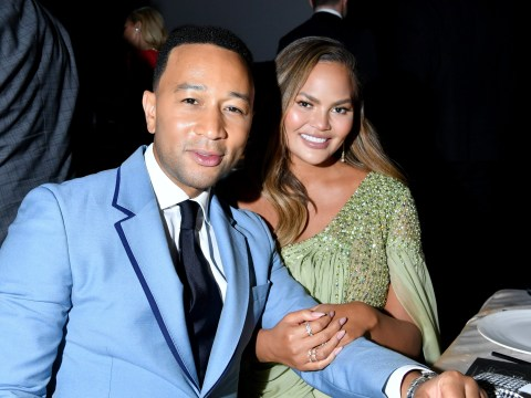 Chrissy Teigen comes for John Legend hater who doesn't approve of his new 'sexiest man alive' status