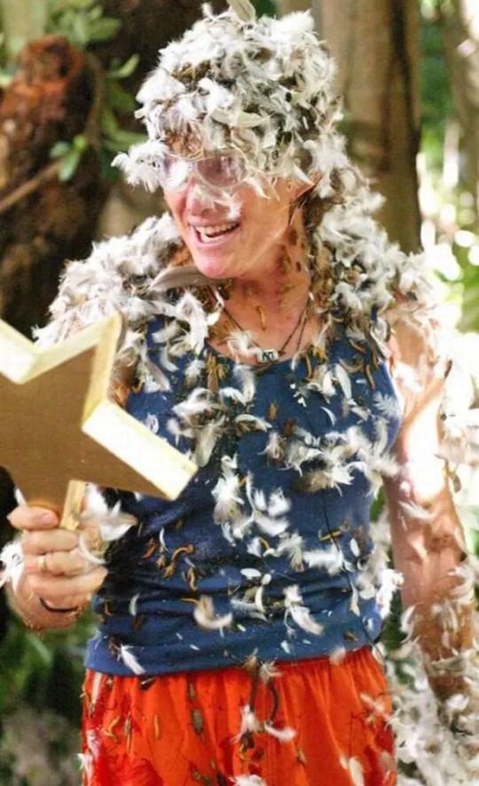 Bruce Jenner on Im a Celeb USA
