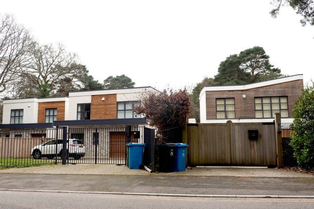 BNPS.co.uk (01202 558833) Pic: BNPS Well-heeled residents have slammed the 'incredible decision' to demolish five brand new homes worth ?6.5m that won't sell. Property developer Alex Collier applied to his local council to bulldoze the ?1.3m luxury properties to make way for 30 flats. Now neighbours are furious after town hall officials agreed to grant the 'absurd and ludicrous' scheme planning permission.