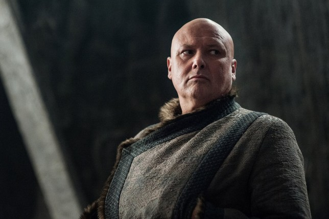 Game Of Thrones Season 07 First Look Conleth Hill as Lord Varys ??2017 Helen Sloan/HBO