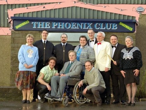 Peter Kay confirms Phoenix Nights movie is in the works as he plans comeback after time out