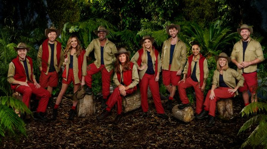 I'm A Celebrity…Get Me Out Of Here 2019 line up suits up for new series in official photos